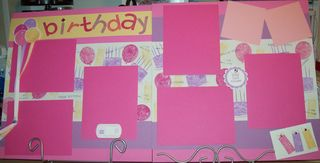 Girl birthday feb 2010 kits