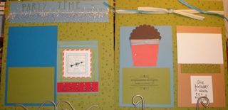 Party time angieh29 February scrapbook kits 033