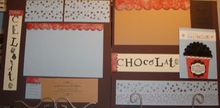 Celebrate chocolate angieh29 February scrapbook kits 032