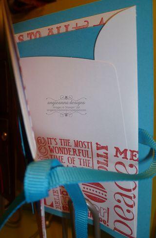 Envelope gift card holder dec 12