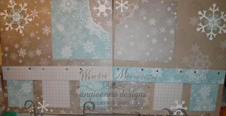 Winter MemoriesFeb 13 Scrapbook kits 007