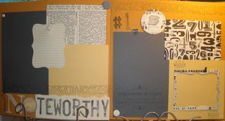 Noteworthy Boy Feb 13 Scrapbook kits 014