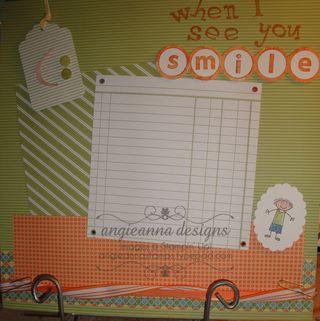 Smile Boy Feb 13 Scrapbook kits 011