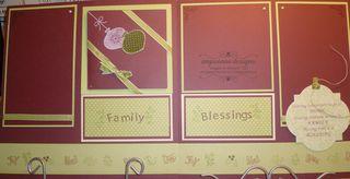 Family blessings dec 12